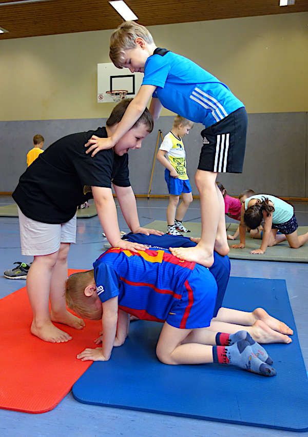 Schule Akrobatik